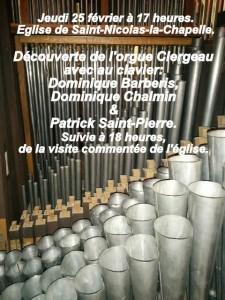 affiche St Nicolas