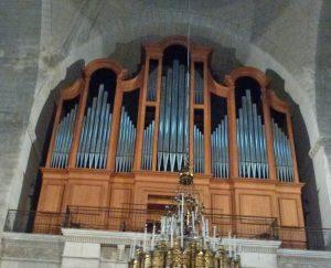 PERIGUEUX -Orgue CATHEDRALE St FRONT - 03 janv 016 - 12