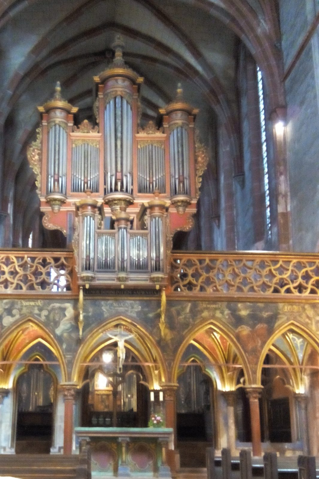 St Pierre Jeune Strasbourg