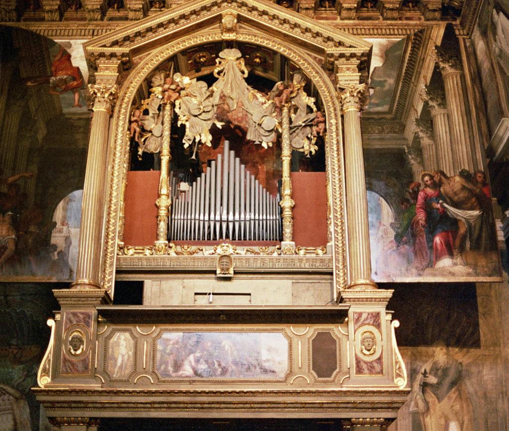 orgue San Sebastiano