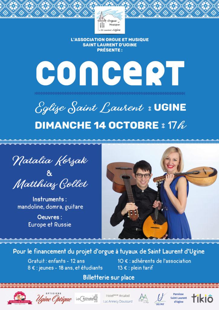 Affiche-A3-Concert-Association-orgue-et-Musique-Saint-Laurent-Ugine-Dimanche-14-Octobre-2018-V4-OK