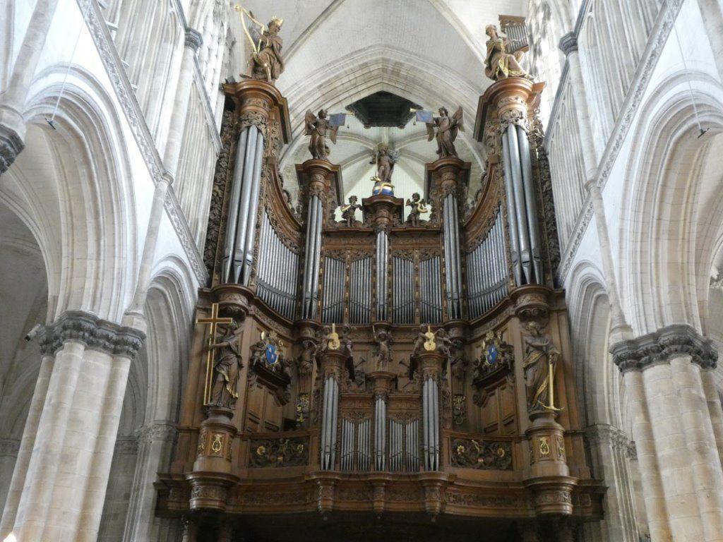 SAINT OMER - orgue - Nord-Pas de Calais (10) (10) (2) (1)