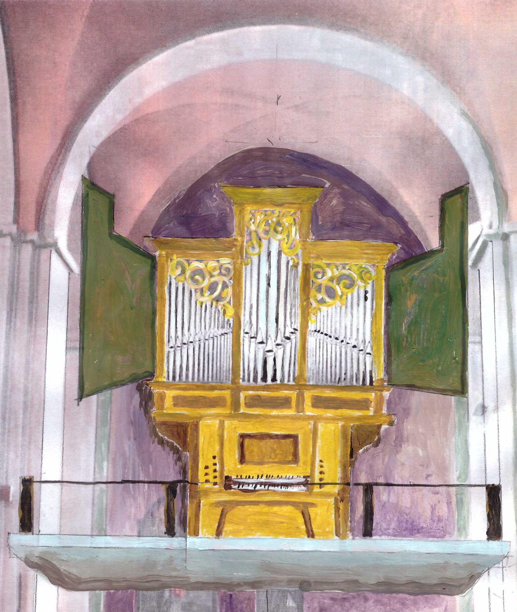 orgue Ugine 2cad